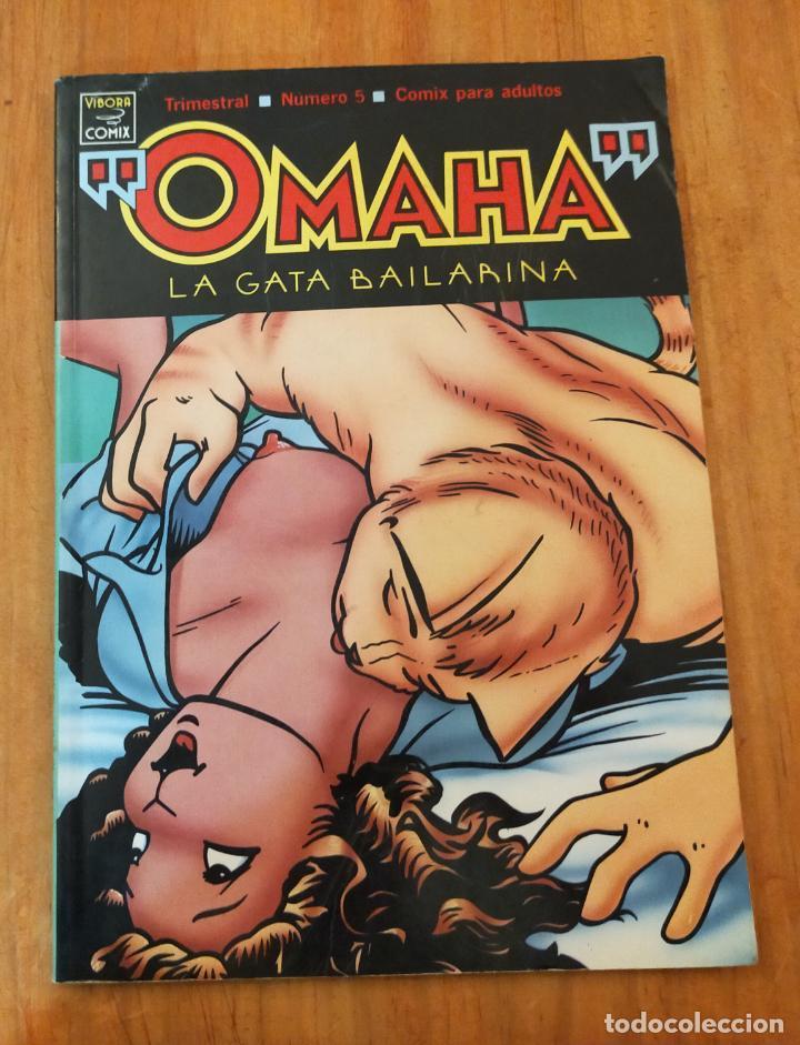 OMAHA LA GATA BAILARINA Nº 5 (Tebeos y Comics - La Cúpula - Comic USA)