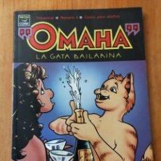 Cómics: OMAHA LA GATA BAILARINA Nº 4. Lote 228252115