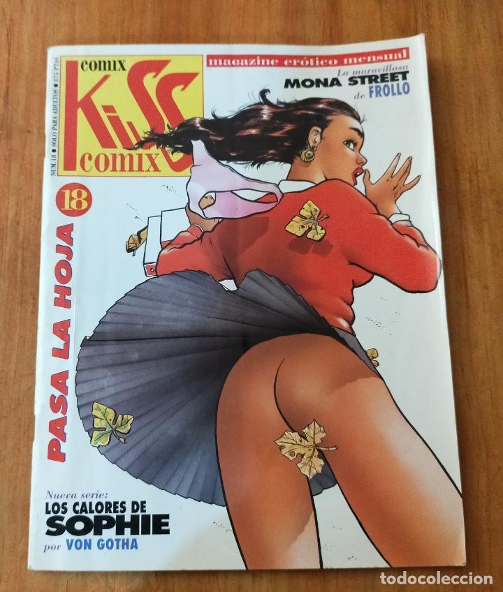KISS COMIX Nº 8 (Tebeos y Comics - La Cúpula - Comic Europeo)