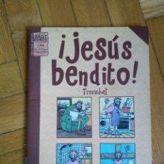 Cómics: ¡JESÚS BENDITO! TRONCHET. HISTORIA COMPLETA. BRUT COMIX. AÑO 2005 - D1. Lote 228255700