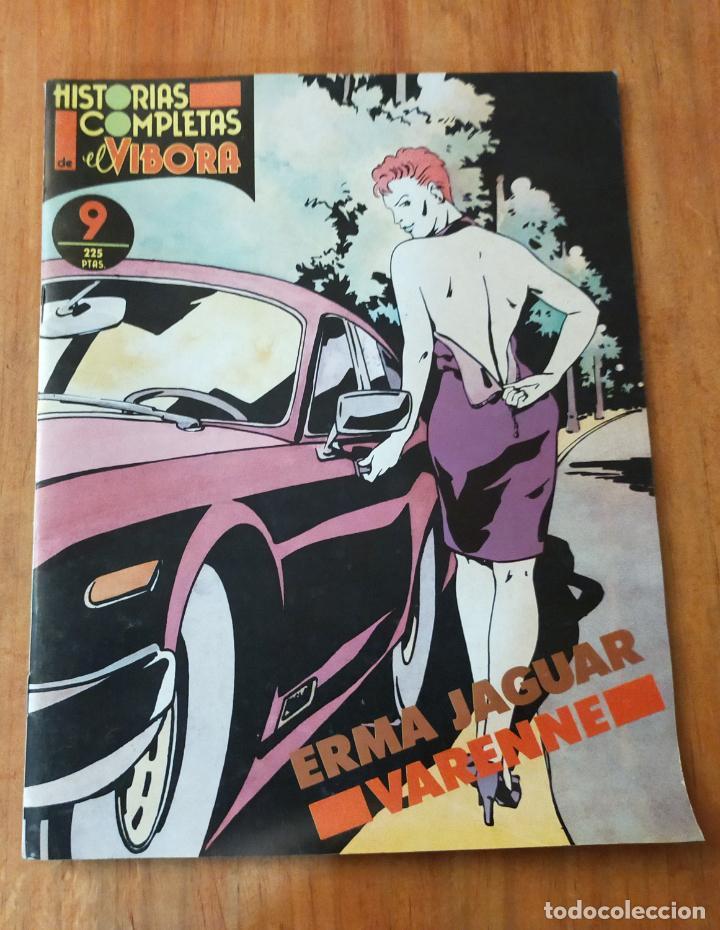 HISTORIAS COMPLETAS DEL VIBORA Nº9 (Tebeos y Comics - La Cúpula - El Víbora)