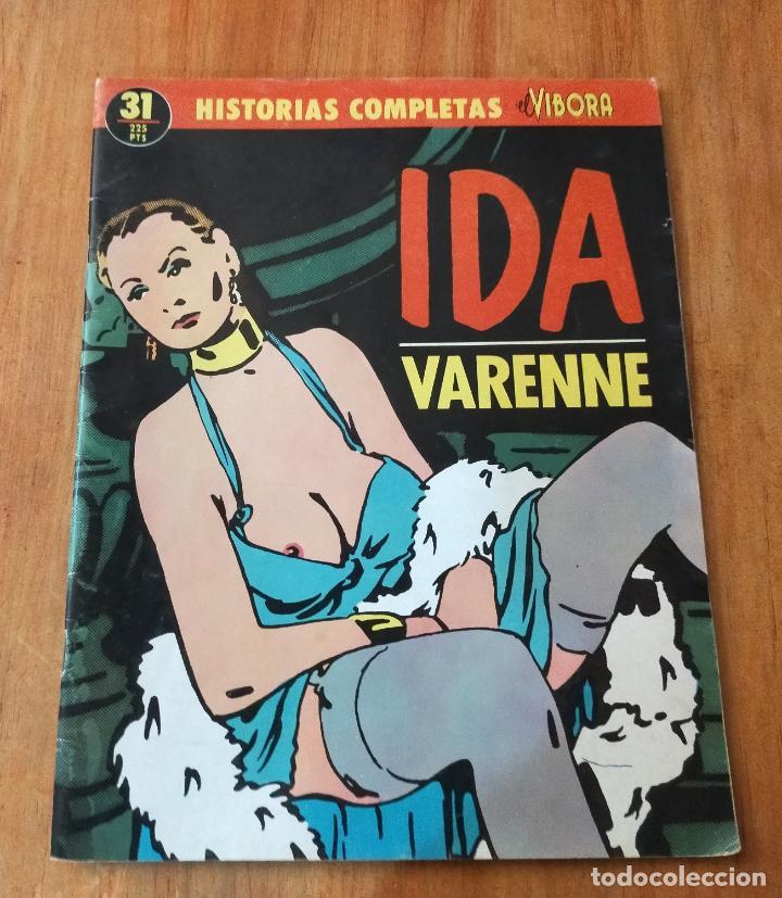 HISTORIAS COMPLETAS DEL VIBORA Nº 31 (Tebeos y Comics - La Cúpula - El Víbora)