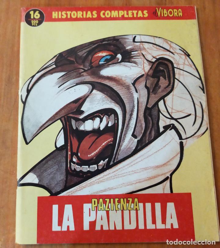 HISTORIAS COMPLETAS DEL VIBORA Nº 16 (Tebeos y Comics - La Cúpula - El Víbora)