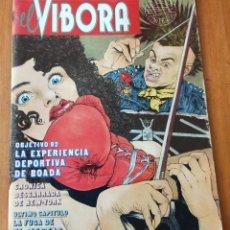 Cómics: EL VIBORA Nº 109. Lote 228317655