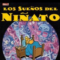 Cómics: GALLARDO - LOS SUEÑOS DEL NIÑATO, 1986 1ª EDIC. EDICIONES LA CUPULA, EXC. Lote 228464555