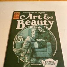 Cómics: ART & BEAUTY. Lote 228622210