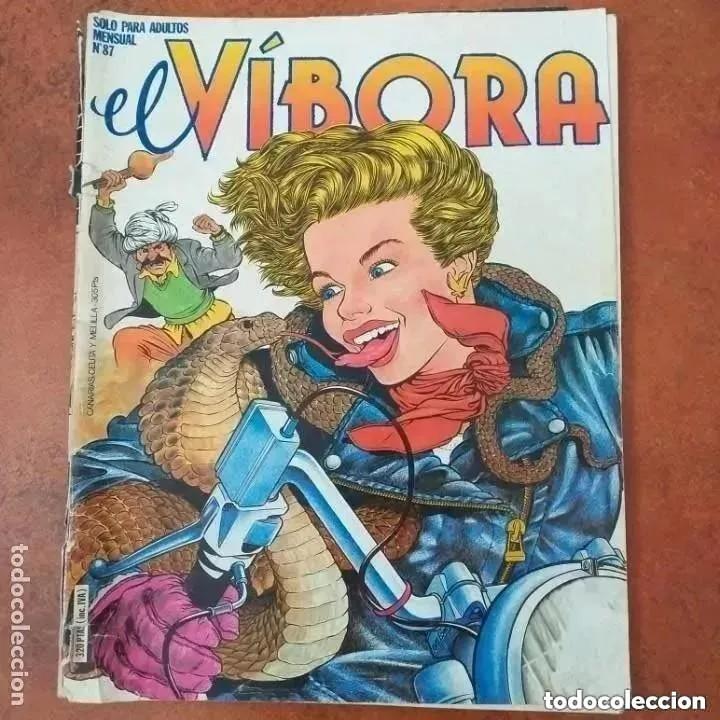EL VIBORA NUM 87 (Tebeos y Comics - La Cúpula - El Víbora)