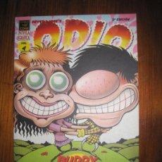 Cómics: ODIO, BUDDY IN LOVE- PETER BAGGE. Lote 228698210