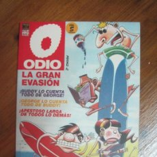 Cómics: ODIO-LA GRAN EVASIÓN, N.5-PETER BAGGE. Lote 228699915
