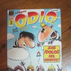 Cómics: ODIO- LOS IDOLOS DEL GRUNGE- PETER BAGGE. Lote 228700355