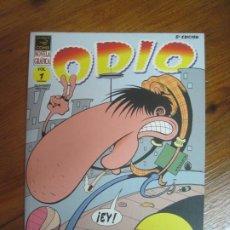 Cómics: ODIO, VOL 1-BIENVENIDO A SEATTLE, BUDDY- PETER BAGGE. Lote 228754035