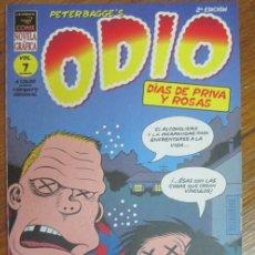 Fumetti: ODIO-DIAS DE PRIVA Y ROSAS- PETER BAGGE. Lote 228755005
