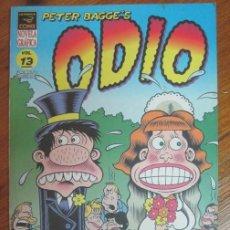 Fumetti: ODIO, MI GRAN BODA YANQUI- PETER BAGGE´S. Lote 228757225