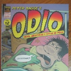 Fumetti: ODIO, SEXO, MENTIRAS Y CITAS DE PENA- PETER BAGGE´S. Lote 228757535