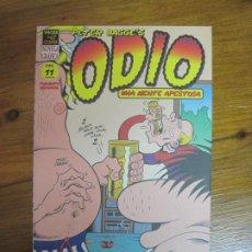 Fumetti: ODIO, UNA MENTE APESTOSA, PETER BAGGE´S. Lote 228758085