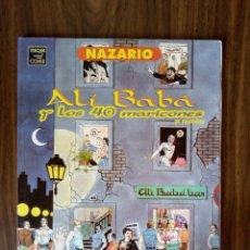 Comics : ALÍ BABÁ Y LOS 40 MARICONES - NAZARIO. Lote 229151620