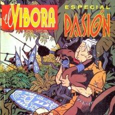 Cómics: EL VIBORA ESPECIAL PASION. Lote 230081015