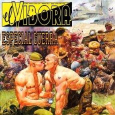 Cómics: EL VIBORA ESPECIAL GUERRA. Lote 230082180
