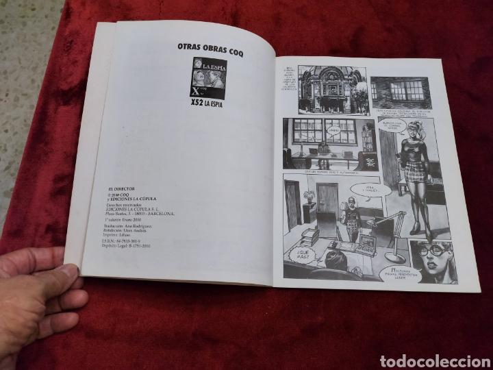 Cómics: COLECCION X 101 COQ EL DIRECTOR COMIC EROTICO PARA ADULTOS - Foto 8 - 230109775