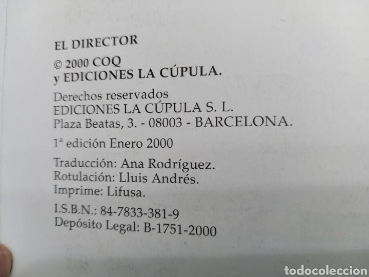 Cómics: COLECCION X 101 COQ EL DIRECTOR COMIC EROTICO PARA ADULTOS - Foto 9 - 230109775