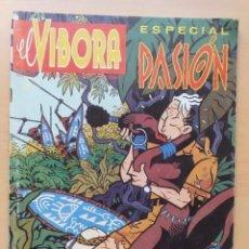 Cómics: EL VIBORA ESPECIAL PASION. Lote 231078730