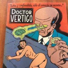 Comics : DOCTOR VÉRTIGO. EDICIONES LA CÚPULA. Lote 231094475