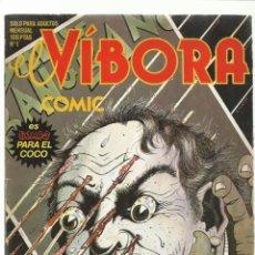 Fumetti: EL VIBORA 1, 1979, J.M. BERENGUER, BUEN ESTADO. Lote 232560175