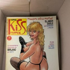 Comics : KISS COMIX NÚM. 7. Lote 234018190