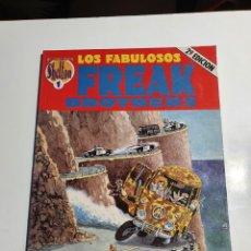 Comics : OBRAS COMPLETAS SHELTON 1 LOS FABULOSOS FREAK BROTHERS.. Lote 234119870