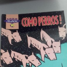 Fumetti: X COMO PERROS, DE MAX ((TODO MAX 10. LA CUPULA). Lote 234867620