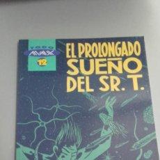Fumetti: X EL PROLONGADO SUEÑO DEL SR T, DE MAX ((TODO MAX 12. LA CUPULA). Lote 234868105