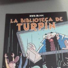 Comics : X LA BIBLIOTECA DE TURPIN, DE MAX (LA CUPULA). Lote 234869490