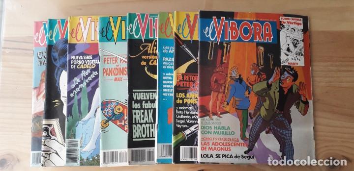 Cómics: Lote cómic El Víbora, 10 números consecutivos 111, 112, 113, 114, 115, 116,117, 118, 119, 120 - Foto 2 - 235097310