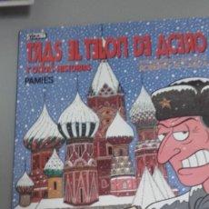 Comics: X TRAS EL TELON DE ACERO, DE PANIES (LA CUPULA). Lote 235159300