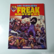 Comics : OBRAS COMPLETAS SHELTON 3 LOS FABULOSOS FREAK BROTHERS -. Lote 235187965