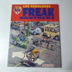 Comics : OBRAS COMPLETAS SHELTON 5 LOS FABULOSOS FREAK BROTHERS.. Lote 235188280