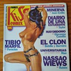 Cómics: KISS COMIX Nº 86 - LA CUPULA -. Lote 235509670