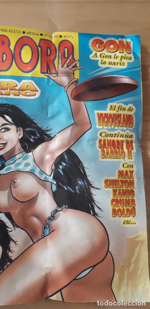 Cómics: Lote cómic El Víbora, 10 números consecutivos 161, 162, 163, 164, 165, 166, 167, 168, 169, 170 - Foto 2 - 235682930