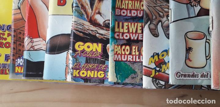 Cómics: Lote cómic El Víbora, 10 números consecutivos 161, 162, 163, 164, 165, 166, 167, 168, 169, 170 - Foto 8 - 235682930