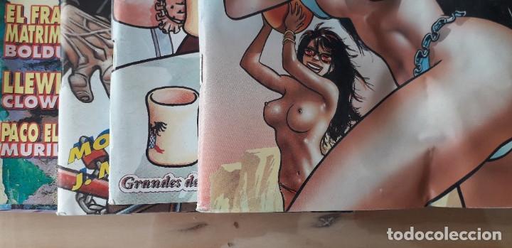 Cómics: Lote cómic El Víbora, 10 números consecutivos 161, 162, 163, 164, 165, 166, 167, 168, 169, 170 - Foto 9 - 235682930