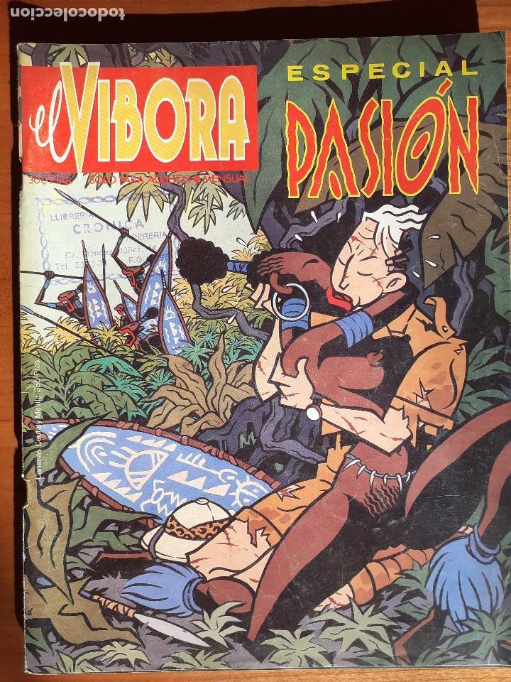 EL VÍBORA ESPECIAL PASIÓN. EDICIONES LA CÚPULA 1987. BUENO (Tebeos y Comics - La Cúpula - El Víbora)