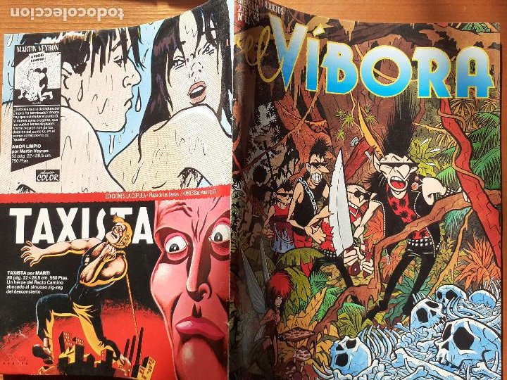 Cómics: El Víbora Nº 63. Ediciones La Cúpula 1985. Bueno - Foto 2 - 235906495