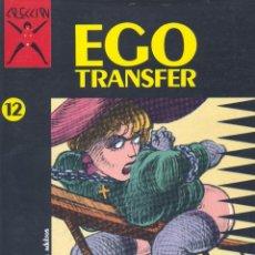 Cómics: EGO TRANSFER. COLECCIÓN X. LECLAIRE. EDICIONES LA CÚPULA. CÓMIC PARA ADULTOS. Lote 236008275