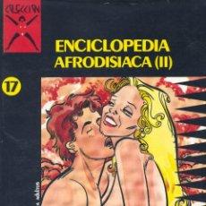 Cómics: ENCICLOPEDIA AFRODISIACA 2. EDICIONES LA CÚPULA. LUCQUES. CÓMIC PARA ADULTOS. COLECCIÓN X. Lote 236010990