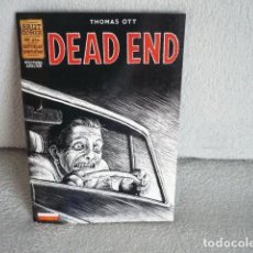 Cómics: DEAD END - THOMAS OTT COMIC ADULTOS. Lote 236117420