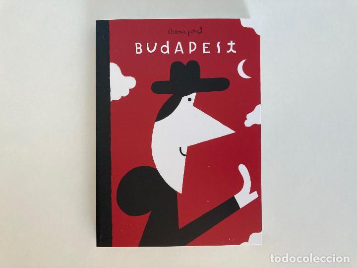 BUDAPEST DE CHEMA PERAL. LA CÚPULA. (Tebeos y Comics - La Cúpula - Autores Españoles)