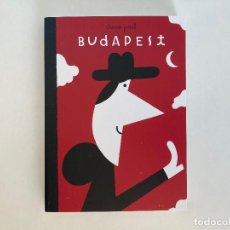 Cómics: BUDAPEST DE CHEMA PERAL. LA CÚPULA.. Lote 236561770