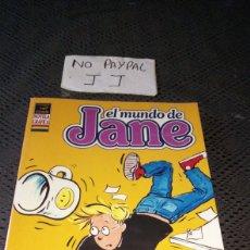Cómics: FORRADO CON PLÁSTICO EL MUNDO DE JANE LA CÚPULA PAIGE BRADDOCK VOL 1 COMIX NOVELA GRÁFICA. Lote 236763550