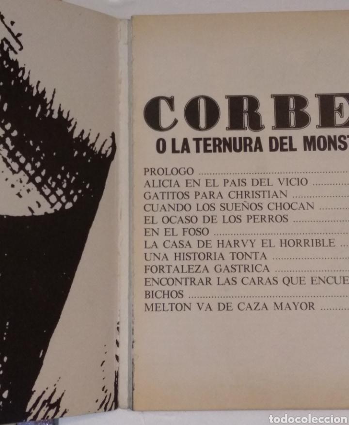Cómics: RICHARD CORBEN O LA TERNURA DEL MONSTRUO LA CUPULA AÑO 1979 - VER FOTOS - Foto 3 - 236830090