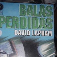 Comics : BALAS PERDIDAS #5, DE DAVID LAPHAM. Lote 236849280